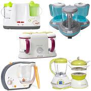 Babycook (vidéo)Choisir un robot cuiseur-mixeur pour les repas de bébé