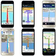 GPS pour smartphonesChoisir son GPS sur smartphone