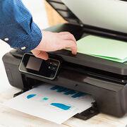 Imprimantes multifonctionsImprimer, copier, scanner…