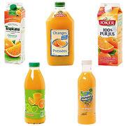 Jus de fruitsBien différencier les jus de fruits