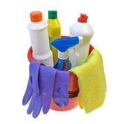 Nettoyants ménagersLes différents produits pour faire le ménage