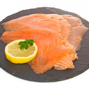 Saumon fuméGuide complet sur le saumon