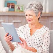 Tablettes tactiles pour seniorsFaut-il s'équiper d'une tablette spéciale senior ?