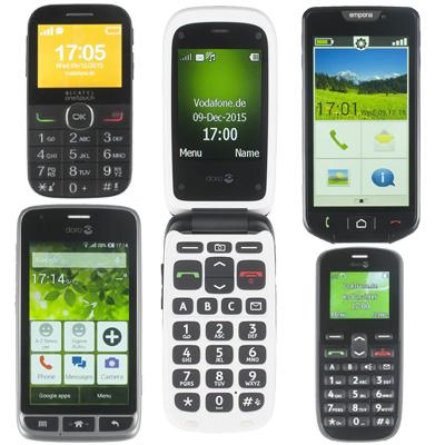 Telephones Mobiles Pour Seniors Guide D Achat Ufc Que Choisir