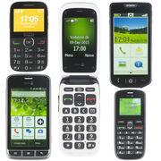 Téléphones mobiles pour seniorsMoins de fonctionnalités et plus simple à utiliser