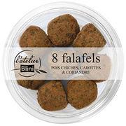 8 falafels L'atelier blini