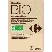 Antipasto Misto Bio Carrefour Bio