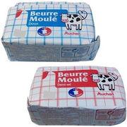Beurre moulé Auchan