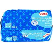 Beurre moulé de Bretagne Cora