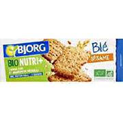 Biscuits blé sésame bio Bjorg