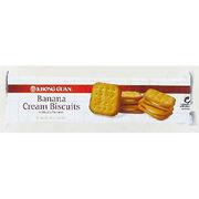 Banana Cream Biscuits Khong Guan Tang Frères