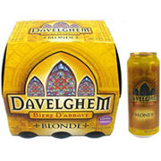 Bouteilles de bière d'Abbaye Davelghem