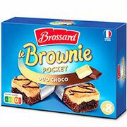 Brownie pocket duo choco Brossard