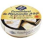 Camembert de Normandie AOP Nos régions ont du talent