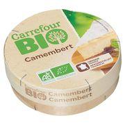 Camembert de Normandie Bio Carrefour