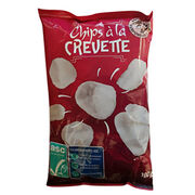 Chips à la crevette ASC Costco