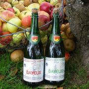 Cidre Cavalier Bayeux, Pomme d'Aure et Bayeux