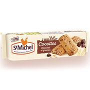 Cocottes chocolat et graines Saint Michel