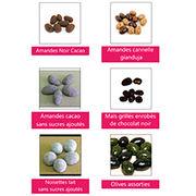 Confiseries enrobées de chocolat De Neuville