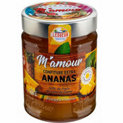 Confiture ananas M'amour