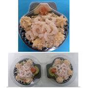 Coquilles froides aux crevettes Carrefour
