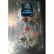 Coquillettes aux crevettes Carrefour Le marché