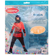 Costume Ninja Goodmark