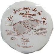 Coulommiers Les Fromages de la Brie