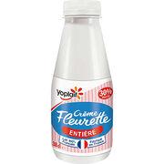 Crème entière Fleurette