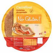 Crêpes sans gluten Carrefour