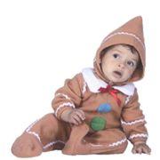 Déguisement Noël bébé Pain d'épices Gifi