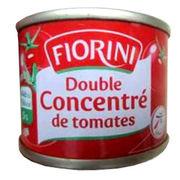 Double concentré de tomates Fiorini