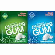 Dragées chewing-gum sans sucres Leader Price