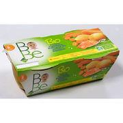 Duo légumes saumon Bébé bio Leader Price