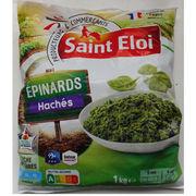 Épinards hachés surgelés Saint Eloi Intermarché