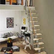 Escalier droit Esca'Deca Leroy Merlin