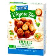 Falafels cœur houmous Bjorg