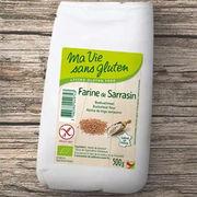Farine de sarrasin bio Ma vie sans gluten