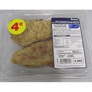 Filet de cabillaud façon Fish & Chips Auchan