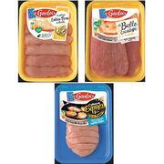 Filet tranché de poulet, Escalopes extra-fines de dinde, La belle escalope de dinde Le Gaulois