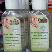 Gel antibactérien Fresh