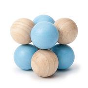 Hochet perles bois Oxybul