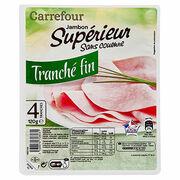 Jambon Supérieur Carrefour