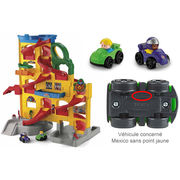 Jeu Fisher-Price little people grande ville wheelies
