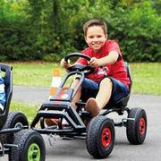 Kettcars pour enfants avec roues à pneus gonflables