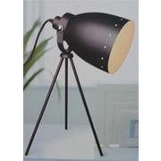 Lampe de table trépied