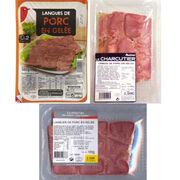 Langues de porc en gelée/Auchan