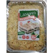 Lasagnes au saumon Stefano Toselli