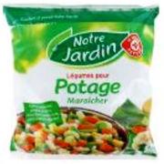 Légumes pour potage maraîcher Notre Jardin (Marque Repère E.Leclerc)
