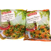 Légumes vapeur surgelés Freshona (Lidl)